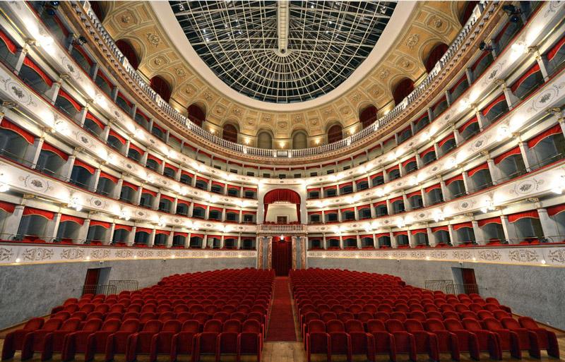 Teatro Goldoni di Livorno